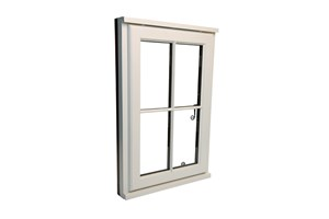 Traditional Lipped Casement Window