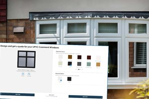 UPVC Casement Window Designer