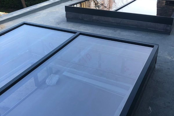 Hampstead, Greater London - Flat Rooflights